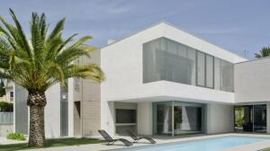 Villa ZüV, minimalismo a prueba de niños