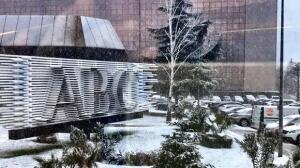 Así luce Madrid teñido de blanco por la nieve