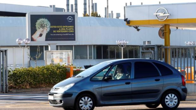 Dirección y comité de Opel España llegan a un preacuerdo sobre el convenio