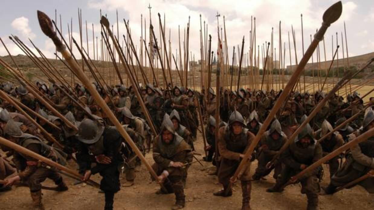 ¿Por qué los letales Tercios españoles no participaron en la conquista de América?