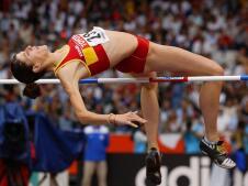 Imágenes de la carrera de Ruth Beitia como deportista