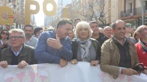 FOTOS: Cádiz, por el equiparación salarial (II)