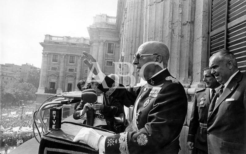 20-N. 41 años de la muerte de Franco