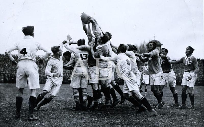 El Rugby en ABCfoto