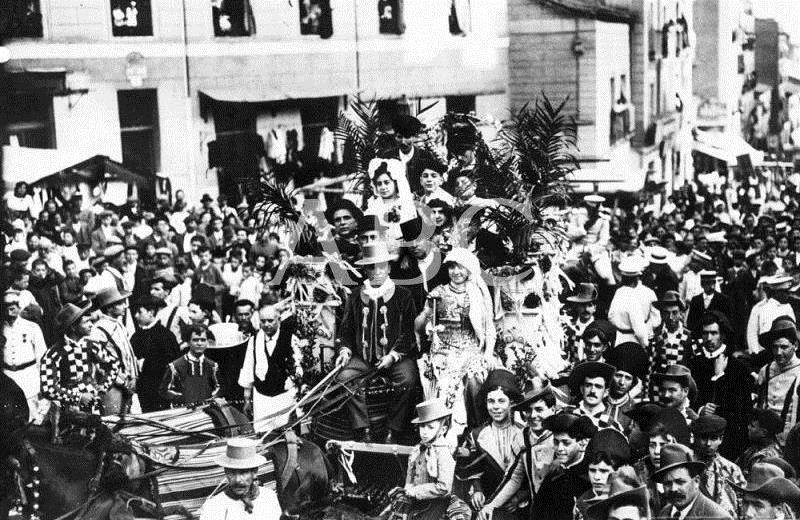 Las Fiestas de San Cayetano, en ABCfoto