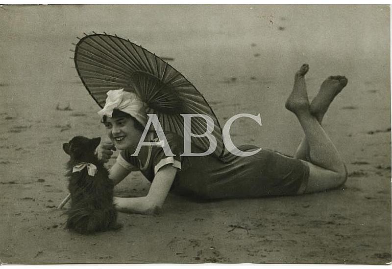 La moda a principios del siglo XX