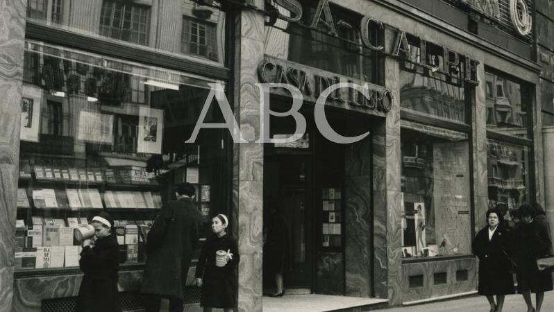 Antiguas librerías de España