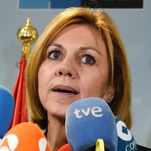 Cospedal: «El Ejército tiene la misión de garantizar la unidad y soberanía de España»