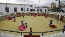 La Real Venta de Antequera, nueva sede de la Escuela Taurina de Sevilla