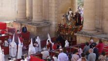 La Borriquita inaugura la nueva carrera oficial