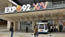 Los detalles menos conocidos de la Expo92, en el Pabellón de Navegación