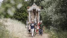 El camino al Rocío de la hermandad de Córdoba, en imágenes