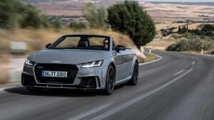 Nuevo Audi TT RS, fiel a la mejor tradición deportiva