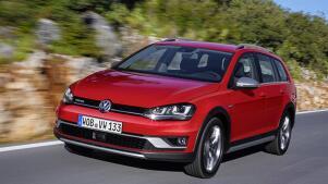 Volkswagen Golf Alltrack, alternativa a los SUV