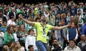 El Sevilla se queda con los tres puntos en el Villamarín, en imágenes