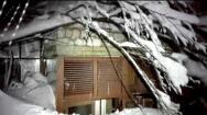 Las imágenes de la avalancha de nieve en el hotel Rigopiano de Farindola, que ha dejado varios muertos