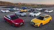 La gama S de Audi puede con todo