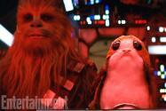 Descubre las nuevas criaturas y personajes de «Star Wars: Los últimos jedi»