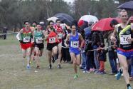 Unos 700 atletas participan en el Cross de Sonseca