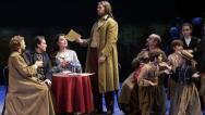 «La Bohème» cierra la temporada de ópera en el Maestranza