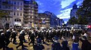 Los disturbios que han sacudido Hamburgo, en imágenes