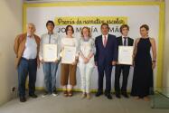 Entrega del II Premio de Narrativa Escolar José María Pemán
