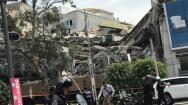 Las dramáticas imágenes del rastro dejado por el último terremoto en México