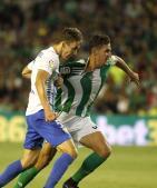 La victoria del Betis ante el Málaga, en imágenes