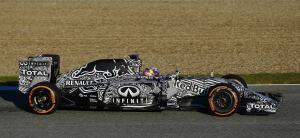 Jerez, pasarela de novedades en el circo de la F1