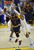 Warrios-Cavaliers: Las mejores imágenes del primer partido de la final