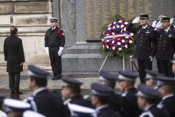 Francia conmemora a las víctimas de 'Charlie Hebdo', un año después del atentado