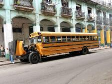 En Cuba los coches son una especie de museo al aire libre