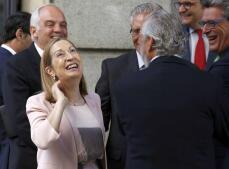Las mejores imágenes de los diputados en la constitución de las Cortes