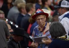 Las imágenes de la tercera jornada de la Convención del Partido Republicano