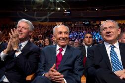 Simon Peres, un político con gran impacto internacional
