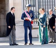 Galería de fotos: los Reyes presiden la Pascua Militar