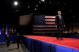 Las mejores imágenes de la despedida de Obama