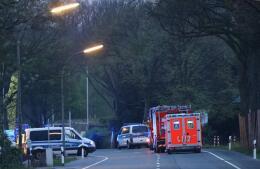 En imágenes: así ha sido la explosión junto al autobús de Borussia Dortmund