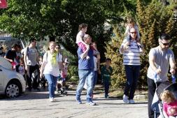 En imágenes: Santiago el Mayor, en marcha