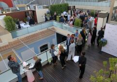 Terrazas de verano en Alicante: el Hotel Hospes Amérigo inaugura la temporada de cócteles al aire libre