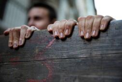 Las imágenes del sexto encierrro de Sanfermines