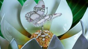 Alta joyería: piezas originales de los grandes maestros de las gemas