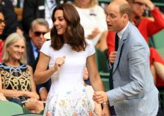 Las celebridades que no quisieron perderse la final en Wimbledon