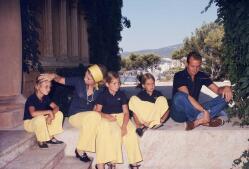 Las vacaciones de la Familia Real en Marivent