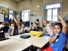 El inicio del curso escolar en la Comunidad Valenciana, en imágenes