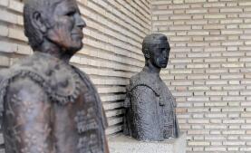 En imágenes, la huella de Manolete por los rincones de Córdoba