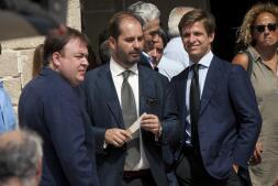 Funeral del empresario y rejoneador Fermín Bohórquez en Jerez