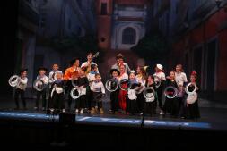 Fotos: Búscate en la Gala Infantil de Carnaval de Cádiz 2017 (II)