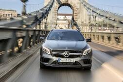 Nuevo Mercedes-Benz GLA 45 AMG 4MATIC