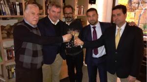 Fotos: Álvaro Cervera cumple un año al frente del Cádiz CF